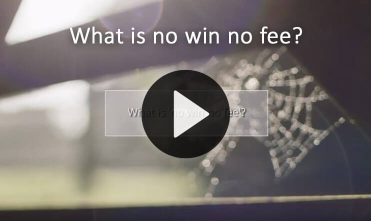 No Win No Fee Video